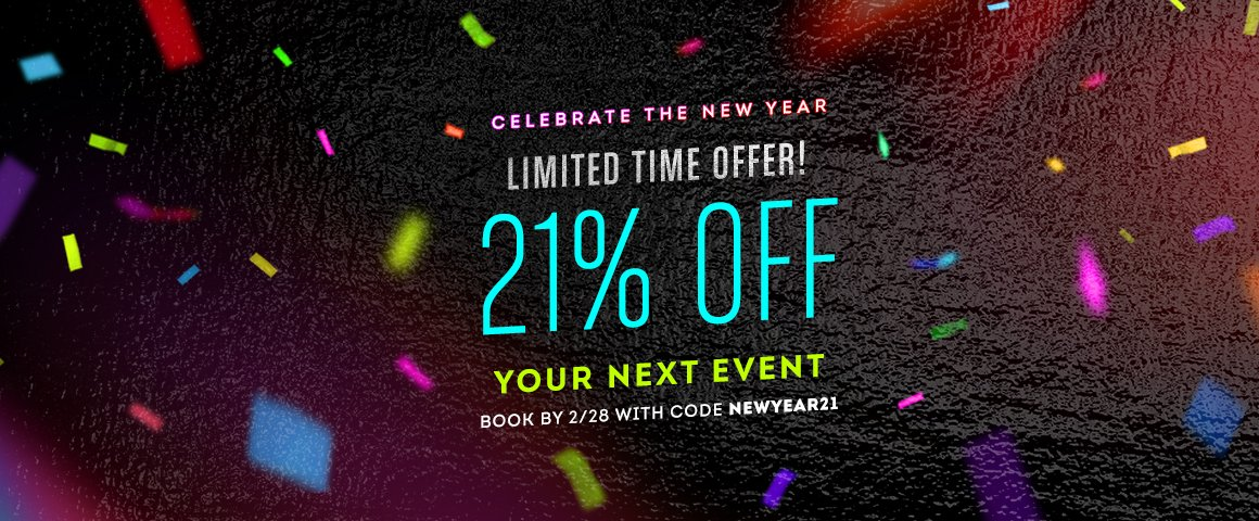 limited time offer 21% off