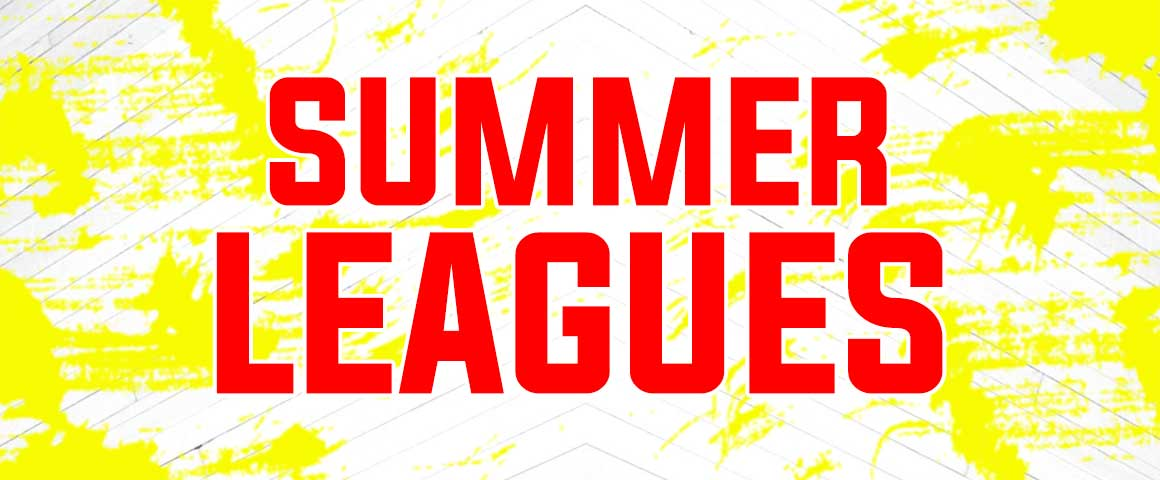 text: summer leagues