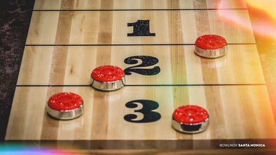 table shuffleboard