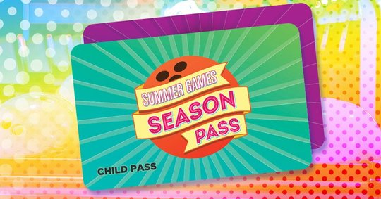 summer games child pass