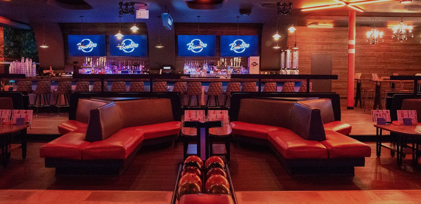 Bowling Alley & Party Venue in Bethesda | Bowlero
