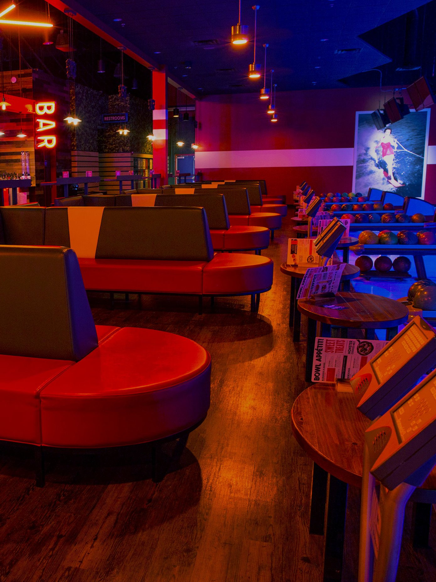 Our Lanes Locations | Bowlmor