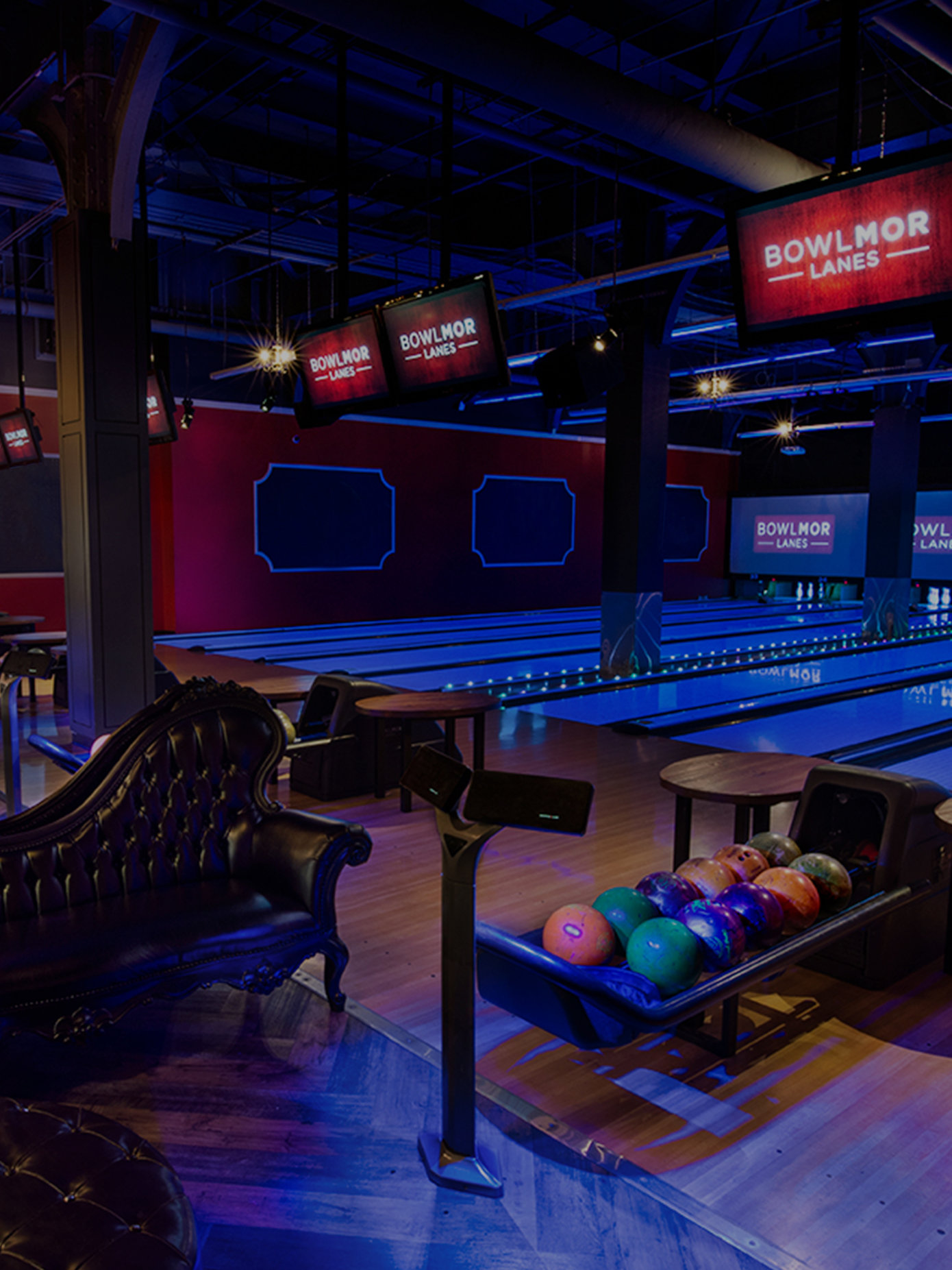 Contact our Chelsea Piers Location | Bowlmor