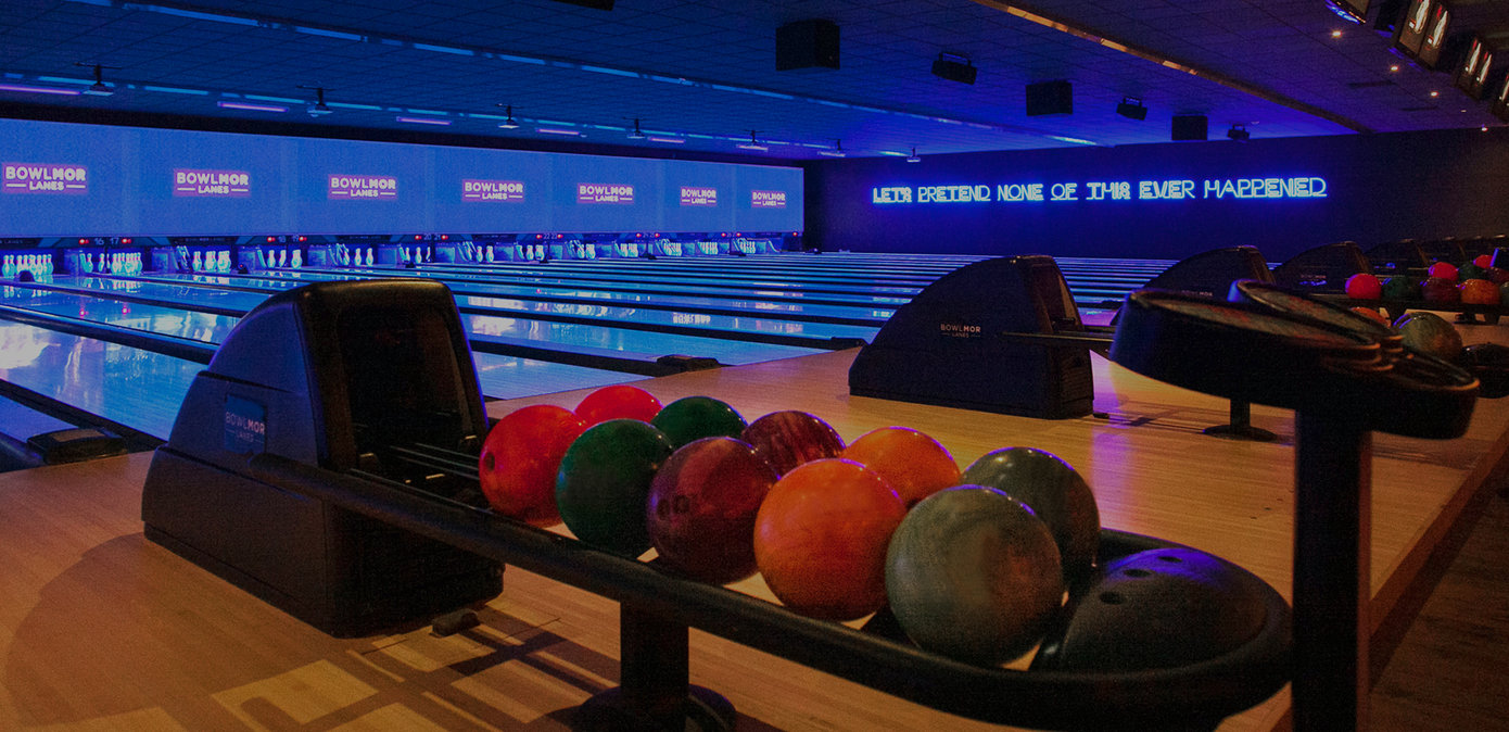 Bowling Alley Sports Bar In White Plains Bowlmor
