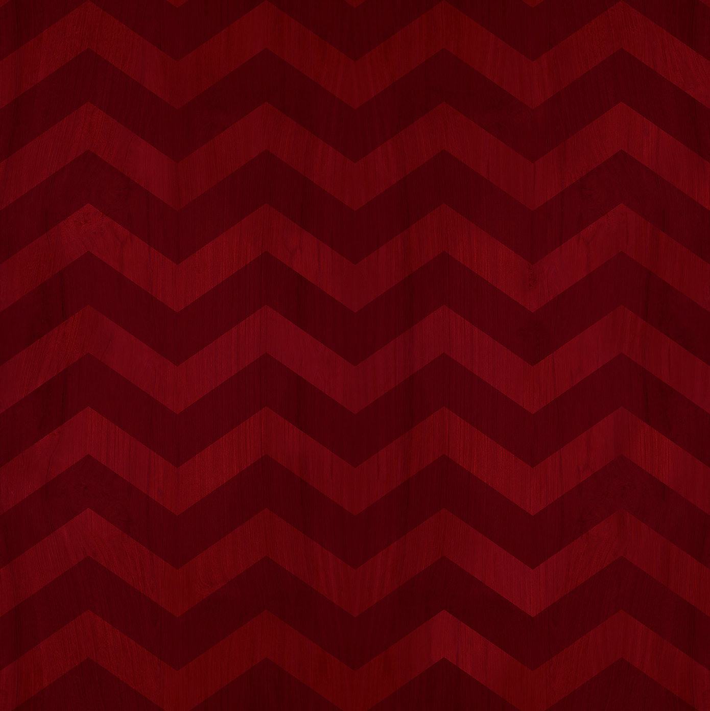 red zig zag background