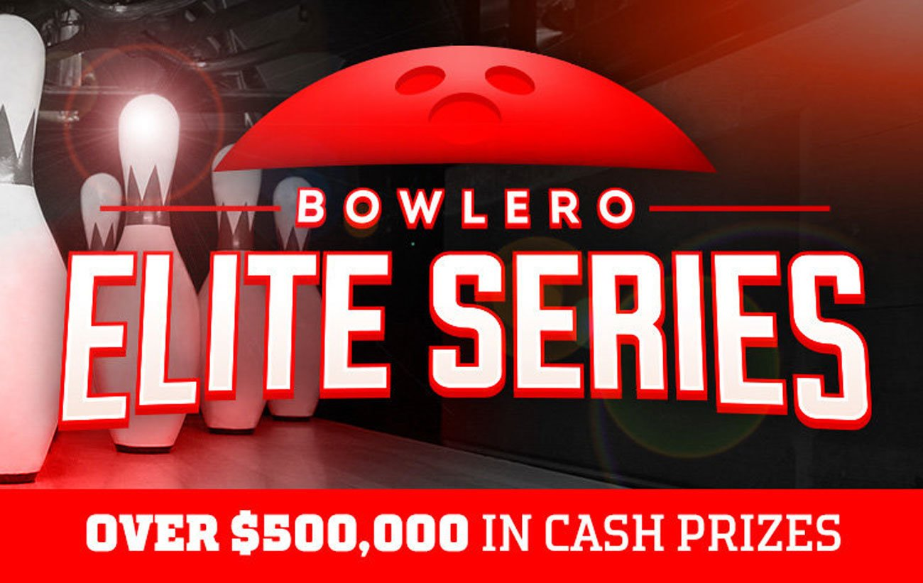 Bowlero Elite Series. Over $500,000 in cash prizes
